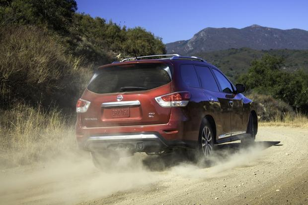 2013 Nissan Pathfinder: New Car Review featured image large thumb7