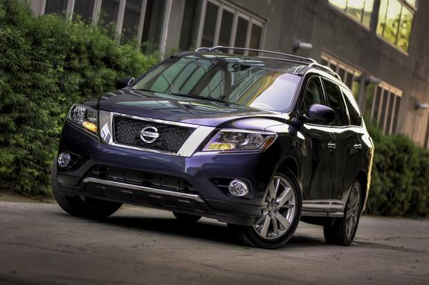 2013 Nissan Pathfinder: New Car Review featured image large thumb8