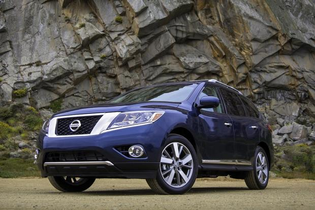 2013 Nissan Pathfinder: New Car Review featured image large thumb9