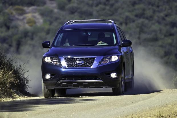 2013 Nissan Pathfinder: New Car Review featured image large thumb10