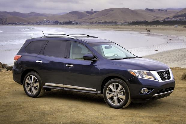 2013 Nissan Pathfinder: New Car Review featured image large thumb11