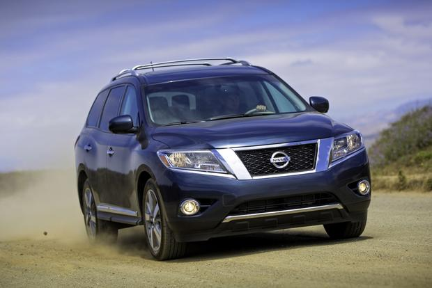 2013 Nissan Pathfinder: New Car Review featured image large thumb12