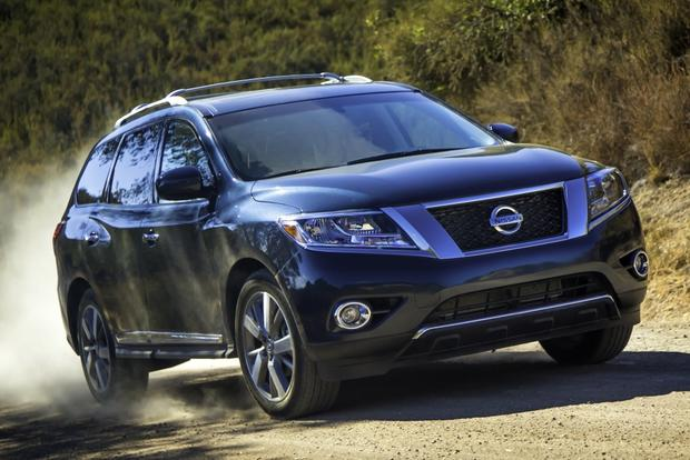 2013 Nissan Pathfinder: New Car Review featured image large thumb13