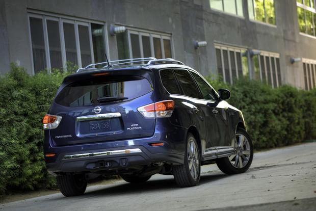 2013 Nissan Pathfinder: New Car Review featured image large thumb14