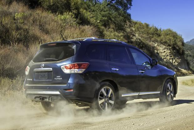 2013 Nissan Pathfinder: New Car Review featured image large thumb15