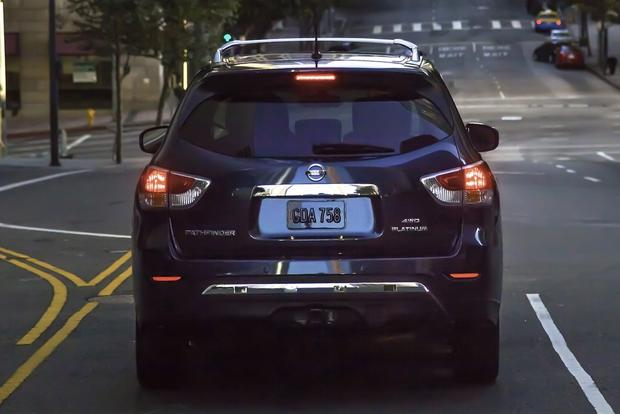 2013 Nissan Pathfinder: New Car Review featured image large thumb16