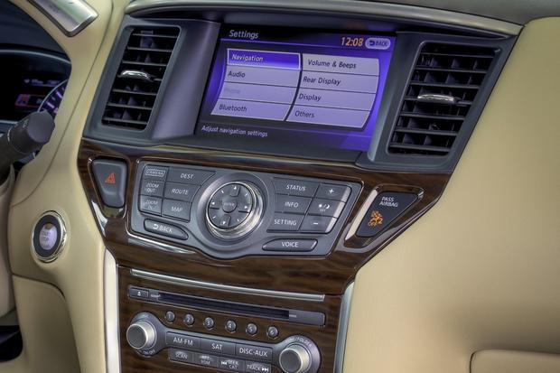 2013 Nissan Pathfinder: New Car Review featured image large thumb17