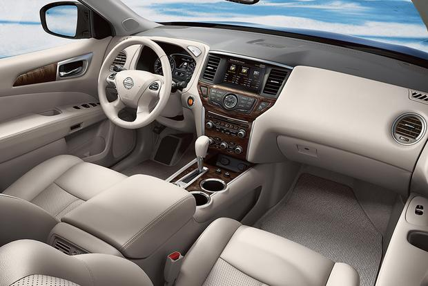 2013 Nissan Pathfinder: Used Car Review featured image large thumb5