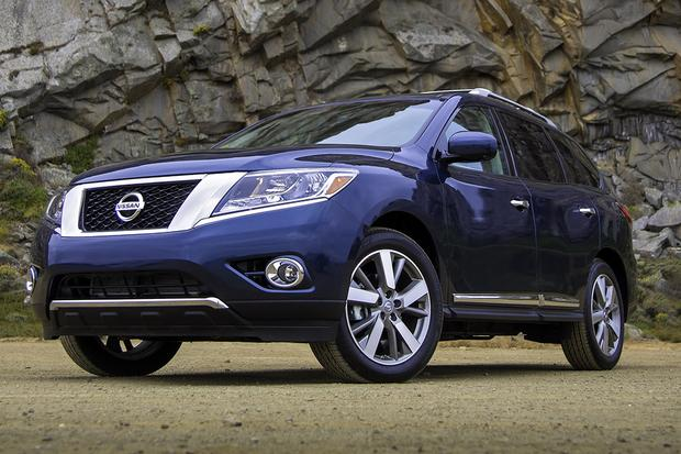 2013 Nissan Pathfinder: Used Car Review featured image large thumb0