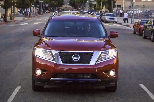 Delightful 2013 Nissan Pathfinder: Used Car Review Featured Image Large Thumb3