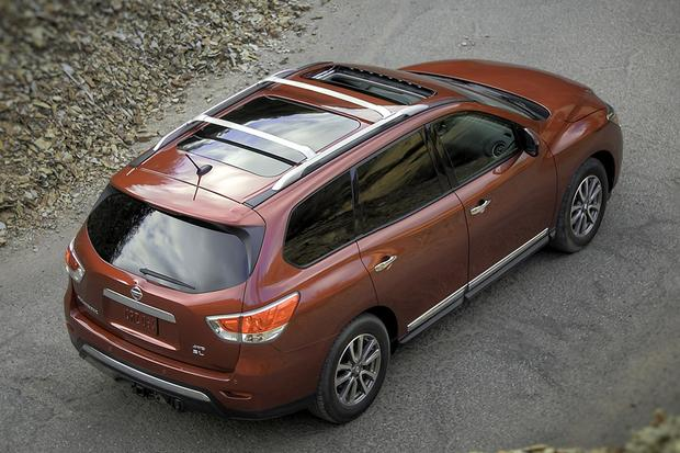 2013 Nissan Pathfinder: Used Car Review featured image large thumb4