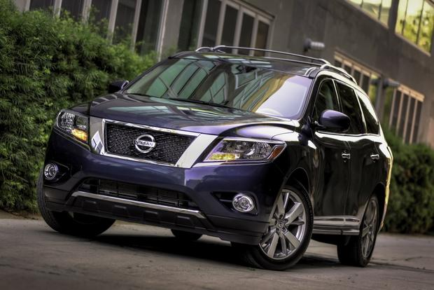 2014 Nissan Pathfinder New Car Review Autotrader