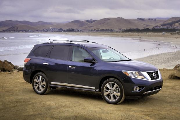 2014 Nissan Pathfinder: New Car Review featured image large thumb2