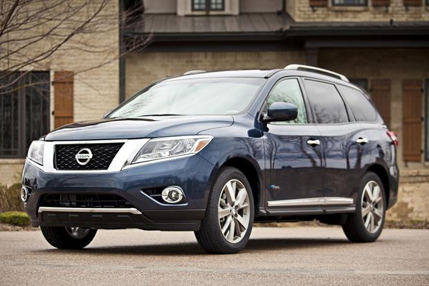 2014 Nissan Pathfinder: New Car Review featured image large thumb6