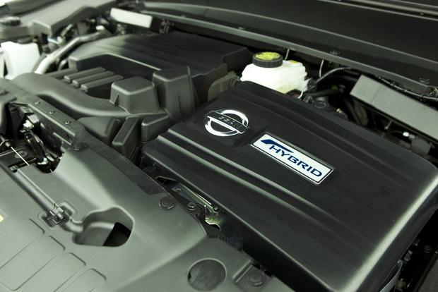 2014 Nissan Pathfinder: New Car Review featured image large thumb7