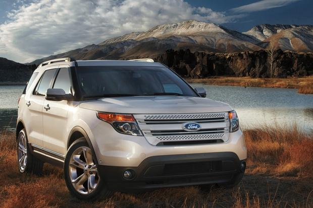 2014 Nissan Pathfinder vs. 2014 Ford Explorer: Which Is Better? featured image large thumb4