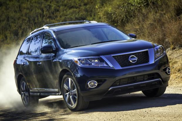 2014 Nissan Pathfinder vs. 2014 Ford Explorer: Which Is Better? featured image large thumb5