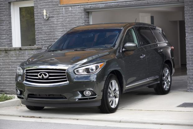 2014 Nissan Pathfinder vs. 2014 Infiniti QX60: What's the Difference? featured image large thumb5