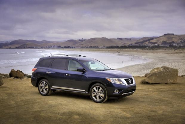 2014 Nissan Pathfinder vs. 2014 Infiniti QX60: What's the Difference? featured image large thumb6