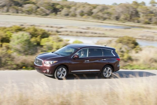 2014 Nissan Pathfinder vs. 2014 Infiniti QX60: What's the Difference? featured image large thumb7