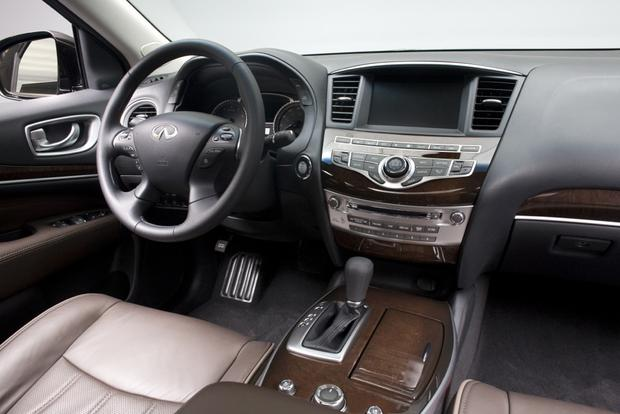 2014 Nissan Pathfinder vs. 2014 Infiniti QX60: What's the Difference? featured image large thumb9