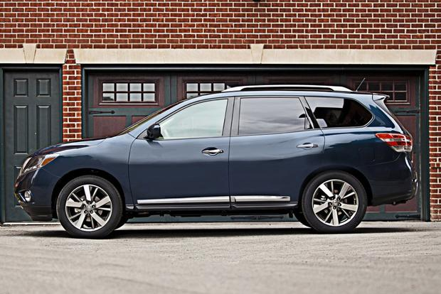 2014 Nissan Pathfinder vs. 2014 Infiniti QX60: What's the Difference