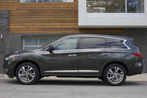 2014 Nissan Pathfinder vs. 2014 Infiniti QX60: What's the Difference? featured image large thumb11