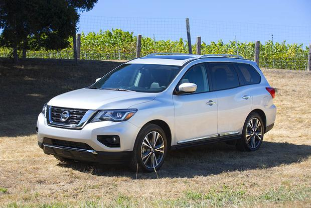 2016 Vs 2017 Nissan Pathfinder What S The Difference Featured Image Large Thumb0
