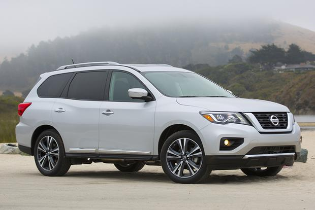 2016 Vs 2017 Nissan Pathfinder What S The Difference Featured Image Large Thumb6