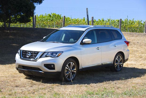 2017 Nissan Pathfinder: First Drive Review