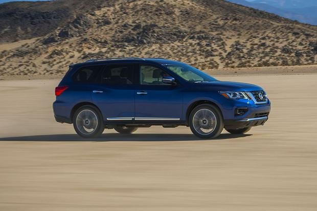 2017 Nissan Pathfinder: First Drive Review featured image large thumb2