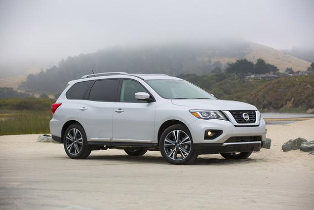 2017 Nissan Pathfinder: First Drive Review featured image large thumb3