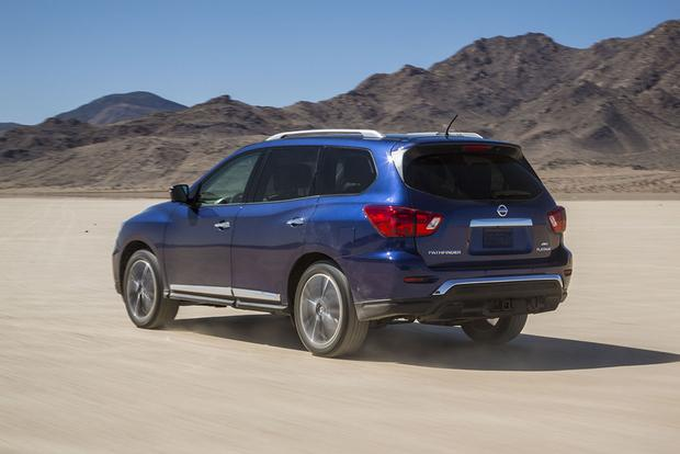 2017 Nissan Pathfinder: First Drive Review featured image large thumb4
