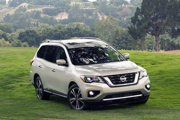 2017 Nissan Pathfinder New Car Review Featured Image Large Thumb1