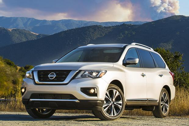 2018 Nissan Pathfinder: New Car Review featured image large thumb1