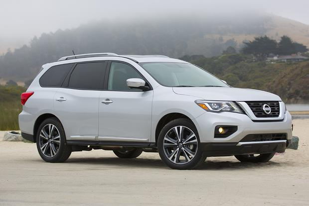 2018 Nissan Pathfinder: New Car Review - Autotrader