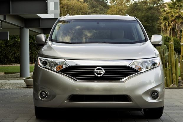 2014 Nissan Quest: New Car Review featured image large thumb2
