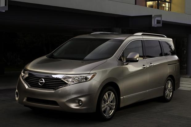 2014 Nissan Quest: New Car Review featured image large thumb1