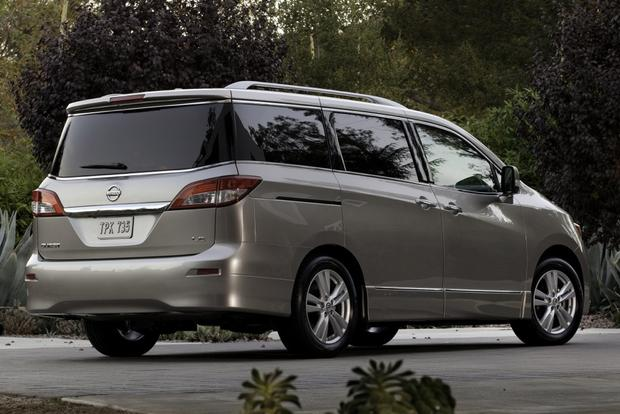 2014 Nissan Quest: New Car Review featured image large thumb0
