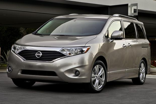 2017 Nissan Quest: New Car Review featured image large thumb1