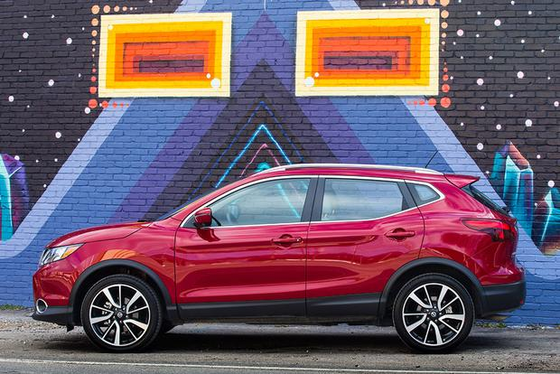 2018 Nissan Rogue Sport: New Car Review featured image large thumb1