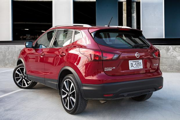 2018 Nissan Rogue Sport: New Car Review featured image large thumb2