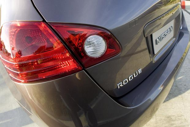 2009 Nissan Rogue: Used Car Review featured image large thumb5