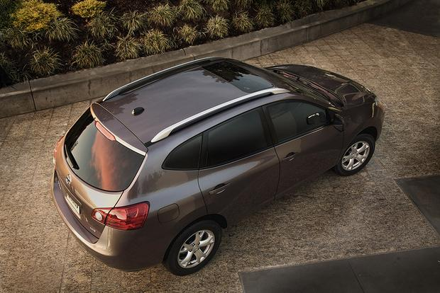 2009 Nissan Rogue: Used Car Review Featured Image Large Thumb4