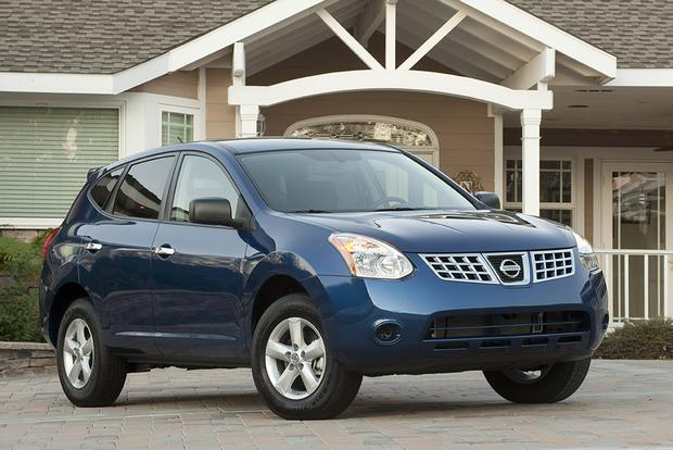 2011 Nissan Rogue: Used Car Review featured image large thumb1