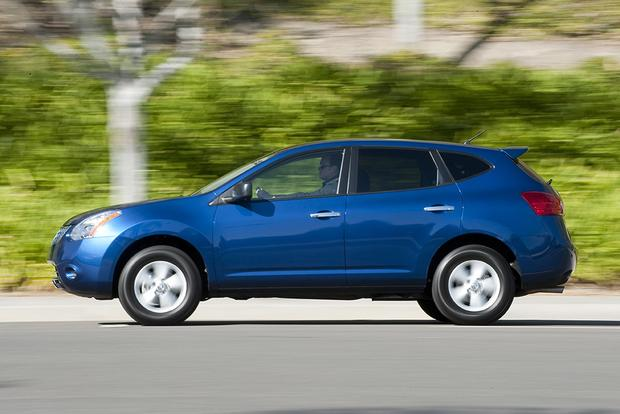 2011 Nissan Rogue: Used Car Review featured image large thumb2