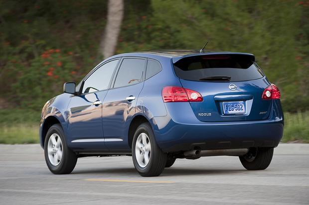 2011 Nissan Rogue: Used Car Review featured image large thumb5