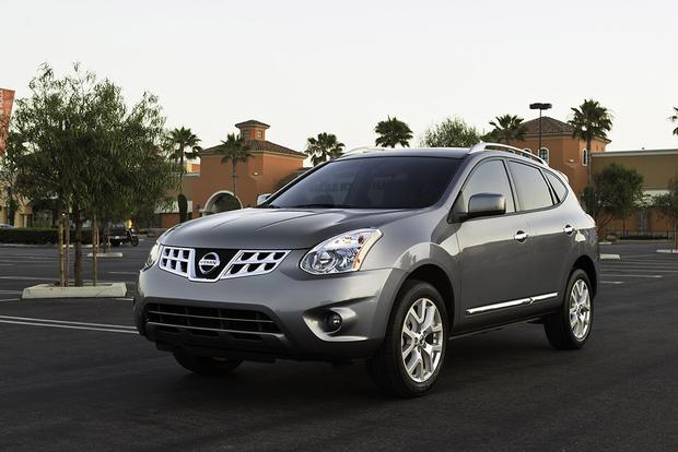 2016 nissan rogue new car review autotrader. Black Bedroom Furniture Sets. Home Design Ideas