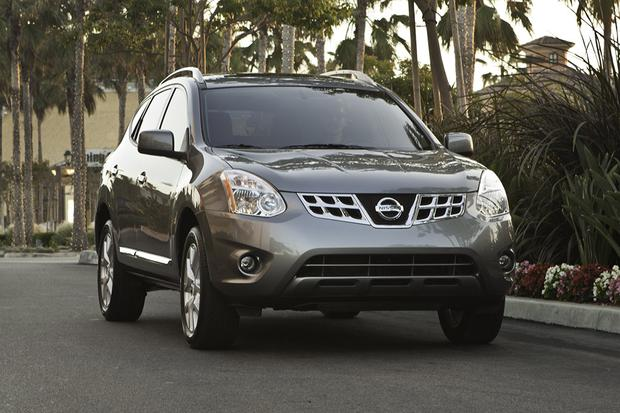 Delightful 2013 Nissan Rogue: Used Car Review Featured Image Large Thumb0