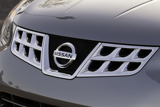 2013 Nissan Rogue: OEM Image Gallery featured image large thumb5